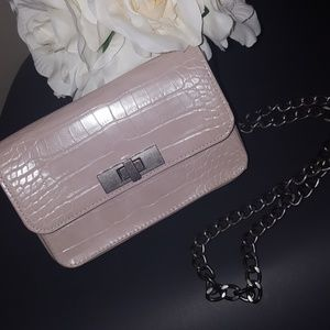 NWT Steve Madden Belt Bag, Croosover Chain Bag